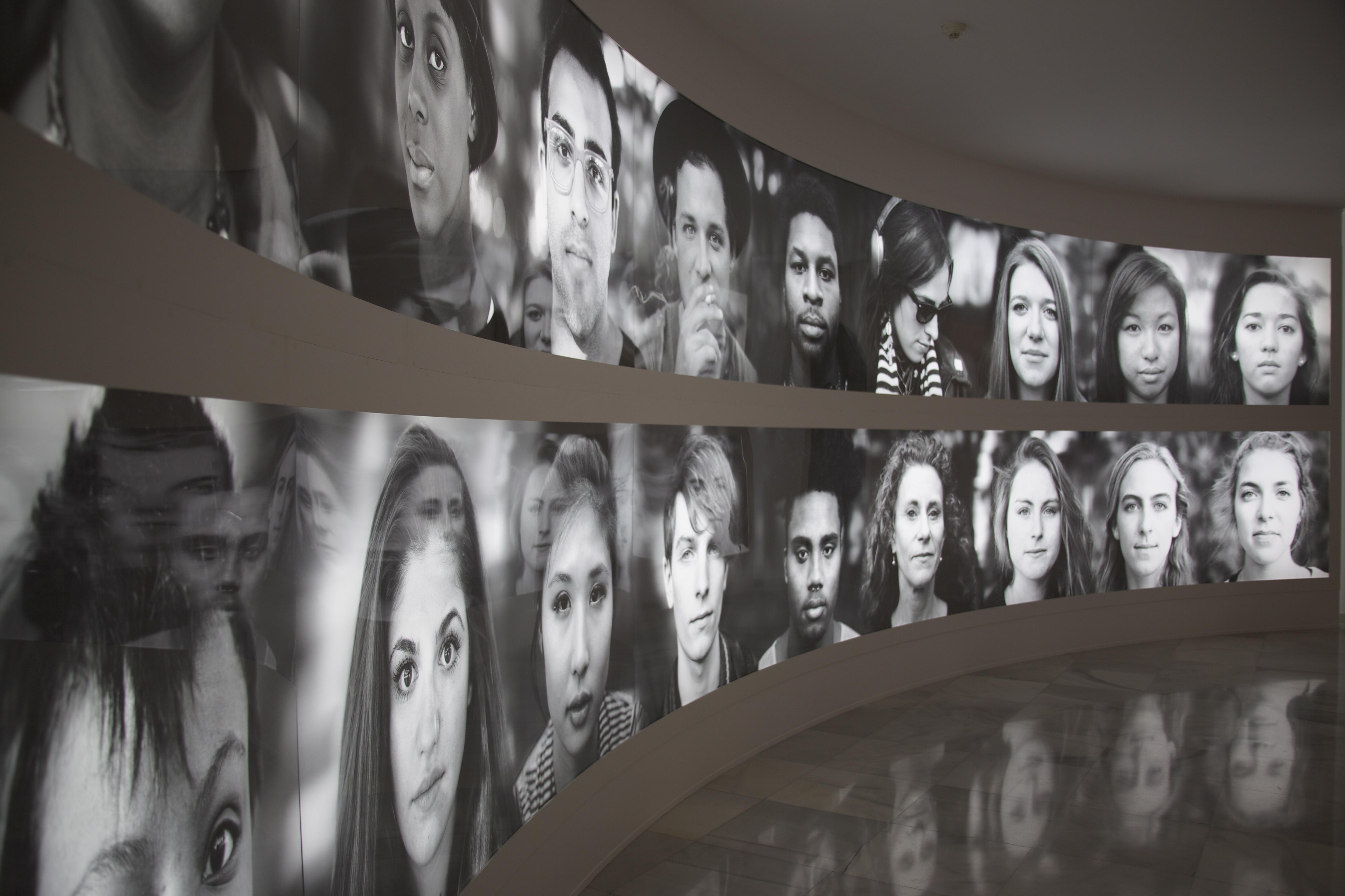 2012. Print on backlit film.